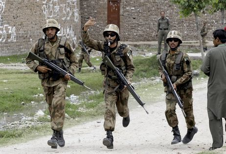 Millitants kills 2 security personnel in North Waziristan
