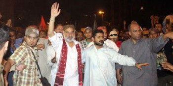 Raid on Zulfiqar Mirza house, supporters detained