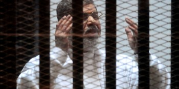 Egypt protests Islamabad's criticism of Morsi death sentence