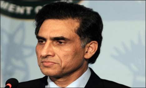 Aizaz invites India for dialogue