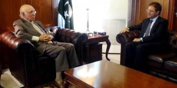 Ambassador of Afghanistan Dr. Zakhilwal