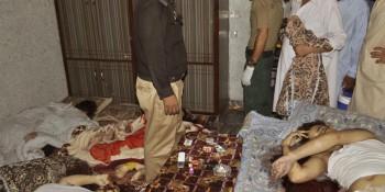 four dead in Rawalpindi