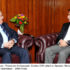 Outgoing Romanian Ambassador calls on Speaker NA