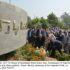 Argentine embassy holds flower offering ceremony at Argentine Park