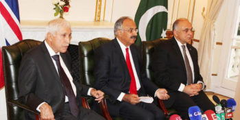 Special Envoys brief Mayors, Councillors on Kashmir