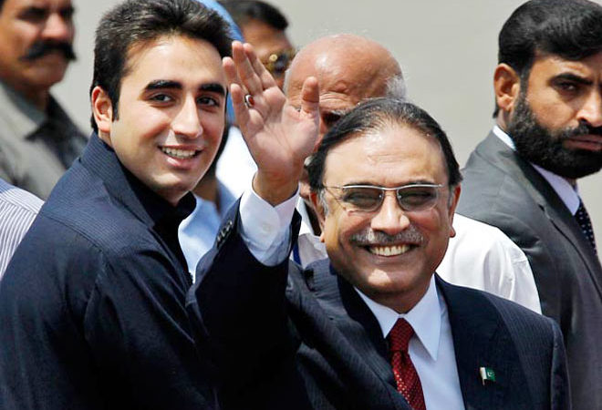 PPP takes out rally to honour Karsaz martyrs