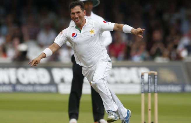 Yasir becomes fastest cricketer to reach 100 Test wickets