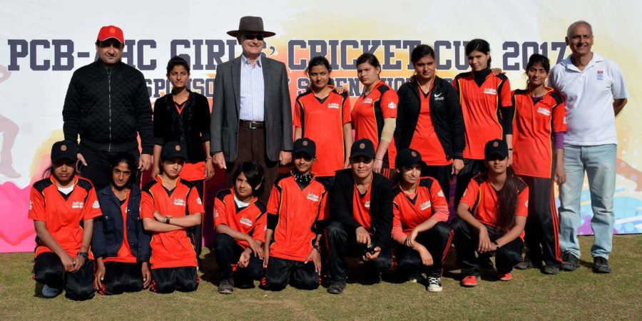 Serena Hotels-PCB hold girls cricket cup 2017 - DNA News Agency