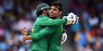 Pakistan secure six-wicket victory against West Indies in first T20