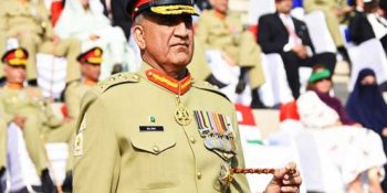 RAWALPINDI (Web Desk) - Chief of Army Staff (COAS) General Qamar Bajwa on Thursday has said that faceless and nameless hostile forces are polluting mind of youth through social media. Addressing a seminar in Rawalpindi, army chief said Raad-ul-Fasaad is just the beginning of a new phase. He said that fight has to be carried on by all organs of the state and its people. He said that security threats have been diminished resulting into a congenial environment for development activities. He said youth is Pakistan's investment in future. General Qamar Bajwa said that Pakistan Army is only army in the world that has defeated terrorism of this scale.