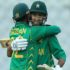 Fahim's blistering knock steers Pakistan to win in CT warm-up vs BD