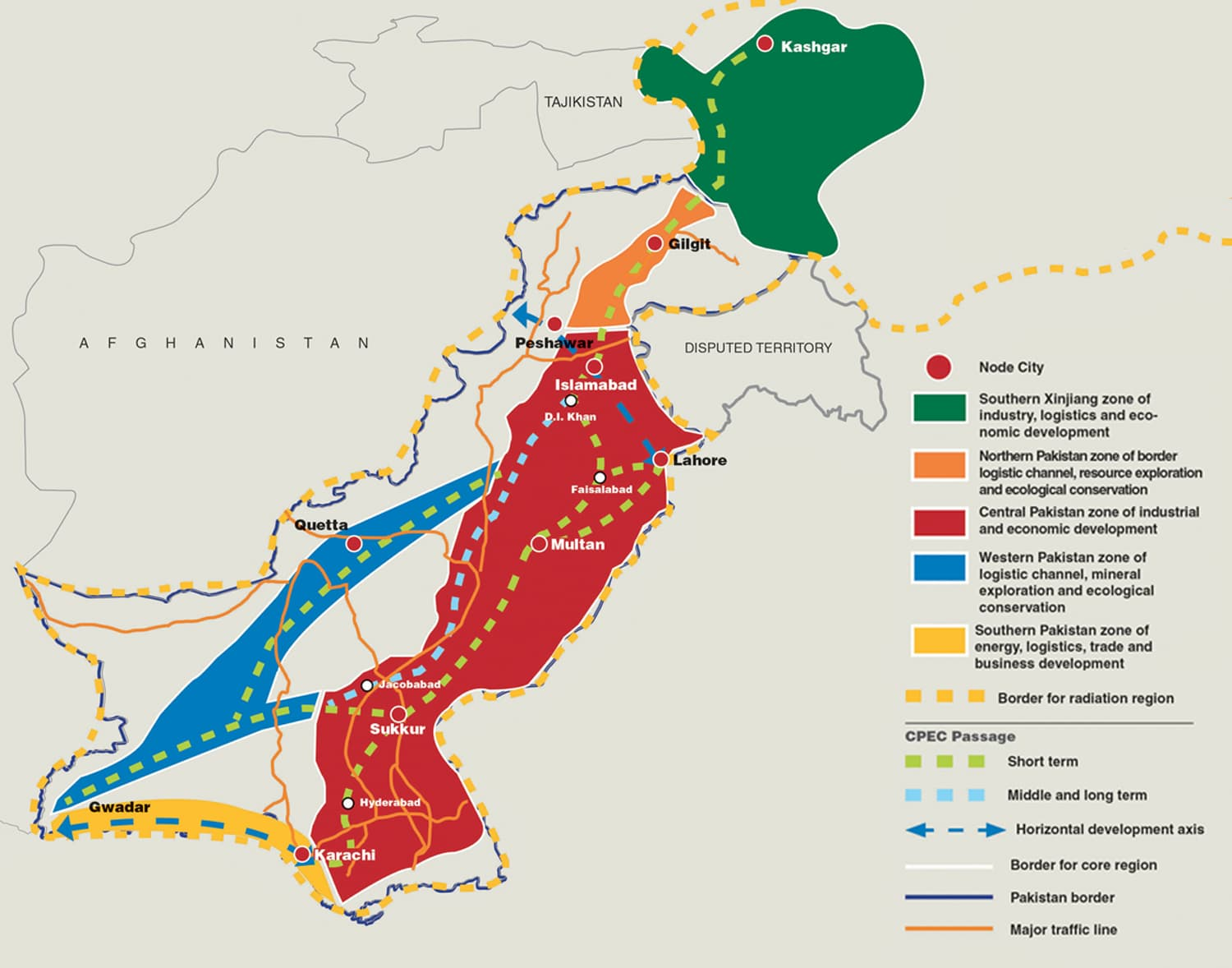 Cpec Master Plan Revealed Dna News Agency