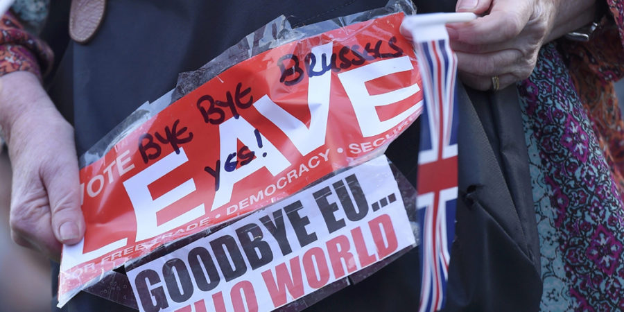 Britain, EU start historic Brexit talks
