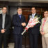 Canadian Envoy, Perry Calderwood visits RCCI