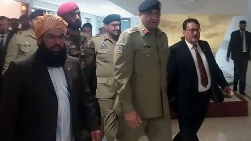 COAS briefs senators on national security