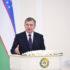 President of Uzbekistan, Shavkat Mirziyoyev makes historic address to Oliy Majlis
