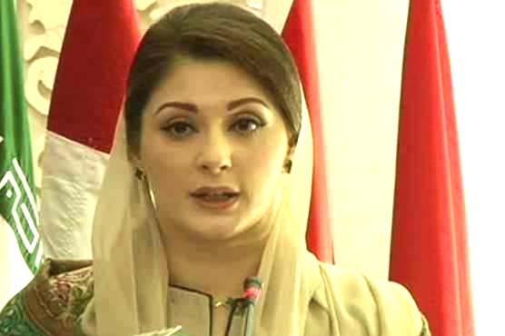 Maryam Nawaz strongly criticises Khawaja Asif incident