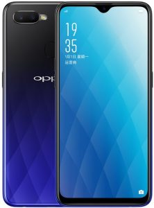 Oppo-A7X-front-and-back