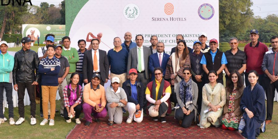 Serena Hotels 33rd Golf Championship concludes