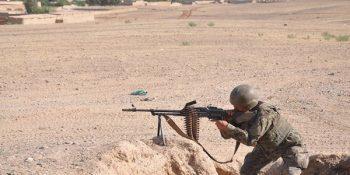 Commander of illegal armed group arrested in N. Afghanistan