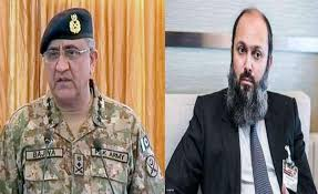 CM Balochistan, COAS discuss security situation in province