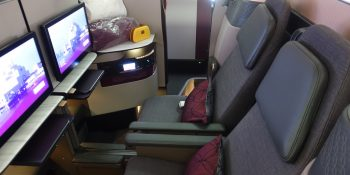 Qatar Airways Qsuites coming to Boston