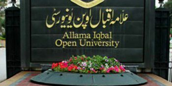 AIOU new admissions to begin on February 1