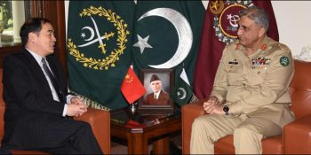 Pak-China relations are based on mutual trust, confidence: COAS