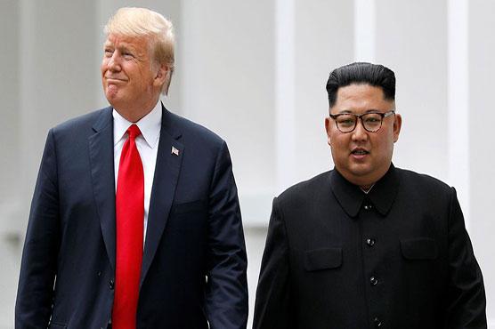 North Korea's Kim sends message to US President on nuclear talks