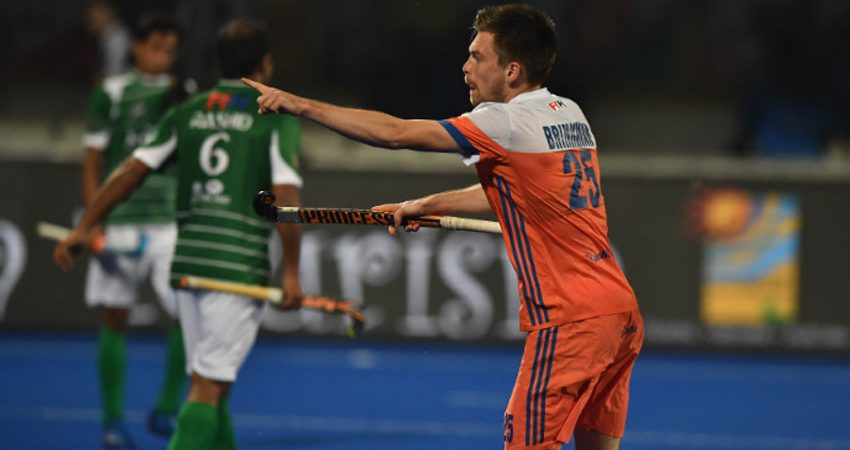 Netherlands beat Pakistan by 5-1