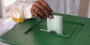 Polling underway for by-election on Balochistan Assembly seat PB-26