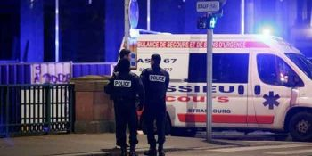 One killed, six injured in Strasbourg firing