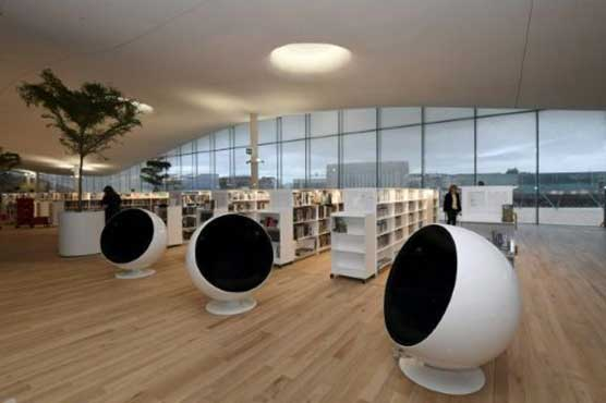 Finland's 'ode' to a new era in libraries