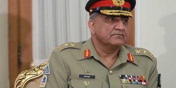 COAS Gen. Bajwa visits Army Air Defence Centre Karachi