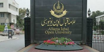 AIOU brings science labs at par with Int'l standard