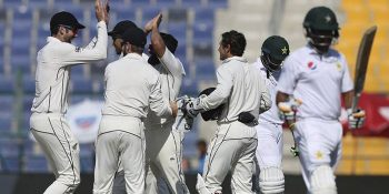 Pakistan lose final Test and series to New Zealand