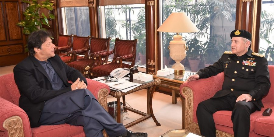 PM, Naval Chief discuss professional matters of Navy