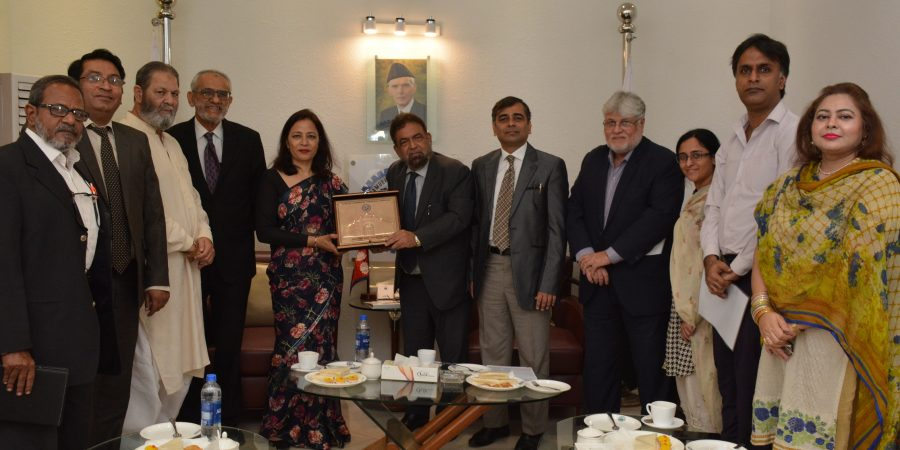 Nepalese envoy for initiating direct flights to bring business communities closer