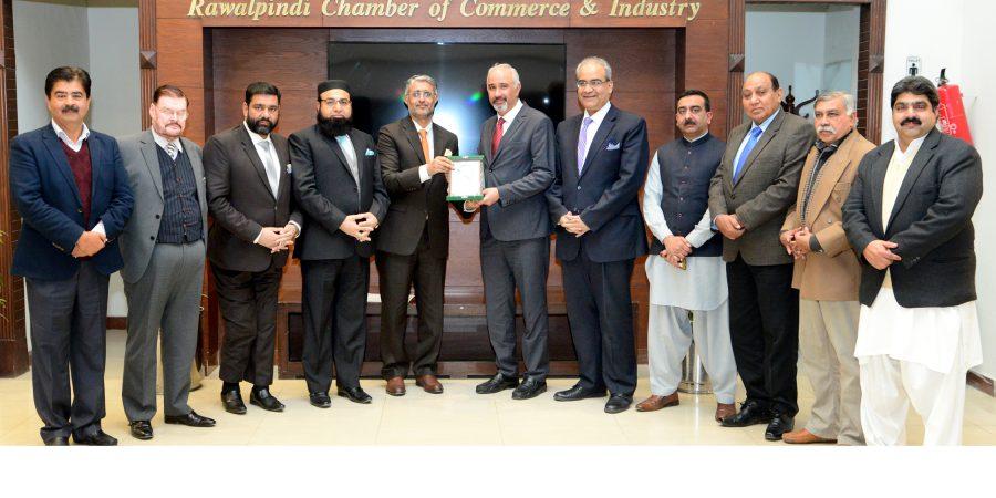 Kyrgyzstan is an important destination for Pakistani businessmen: Faisal Niaz Tirmizi