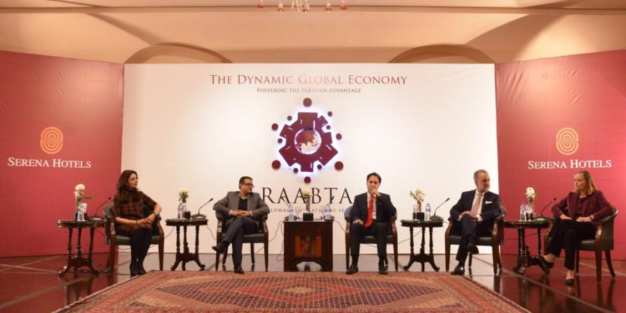 Raabta dialogue on Opportunities and Challenges at Serena