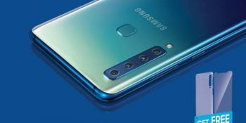 Galaxy A9: Samsung Pakistan launches world's first quad camera smartphone