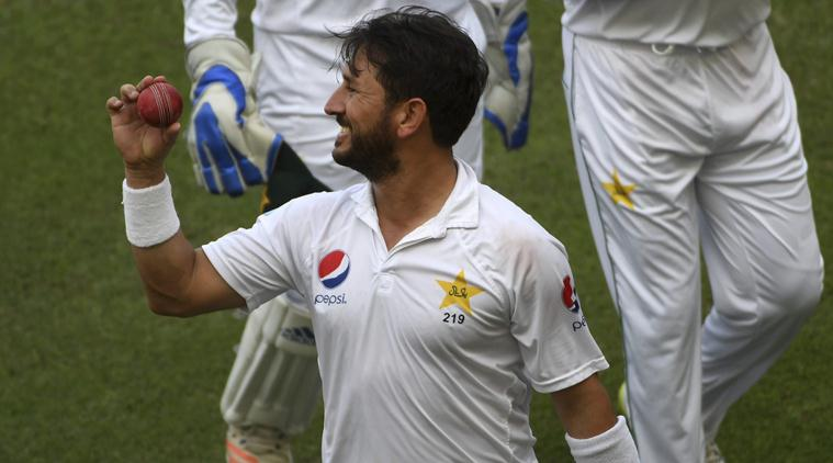 Yasir Shah fastest to 200 Test wickets