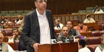 Asad Umer presents Finance Supplementary Bill, 2019