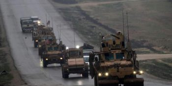 US troops begin to withdraw from Syria, official says