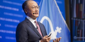 World Bank President Jim Yong Kim announces resignation