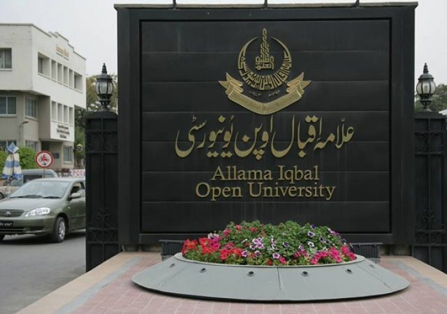AIOU completes process of tutors' appointment