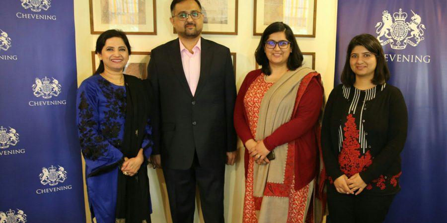 Seven Pakistani journalists awarded Chevening South Asia journalism fellowship