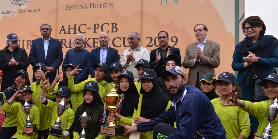 PCB-AHC GIRLS' CUP 2019: EMPOWERING GIRLS THROUGH CRICKET