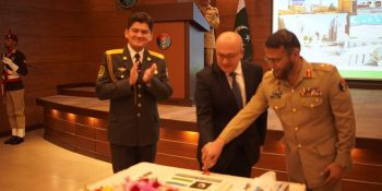 Day of armed forces of Uzbekistan observed at Joint Headquarters