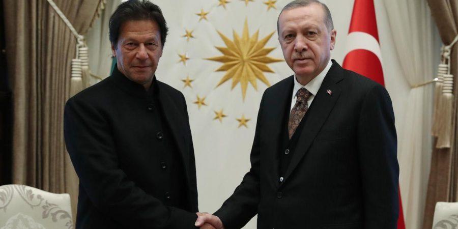 Joint declaration: Pakistan, Turkey pledge to deepen cooperation